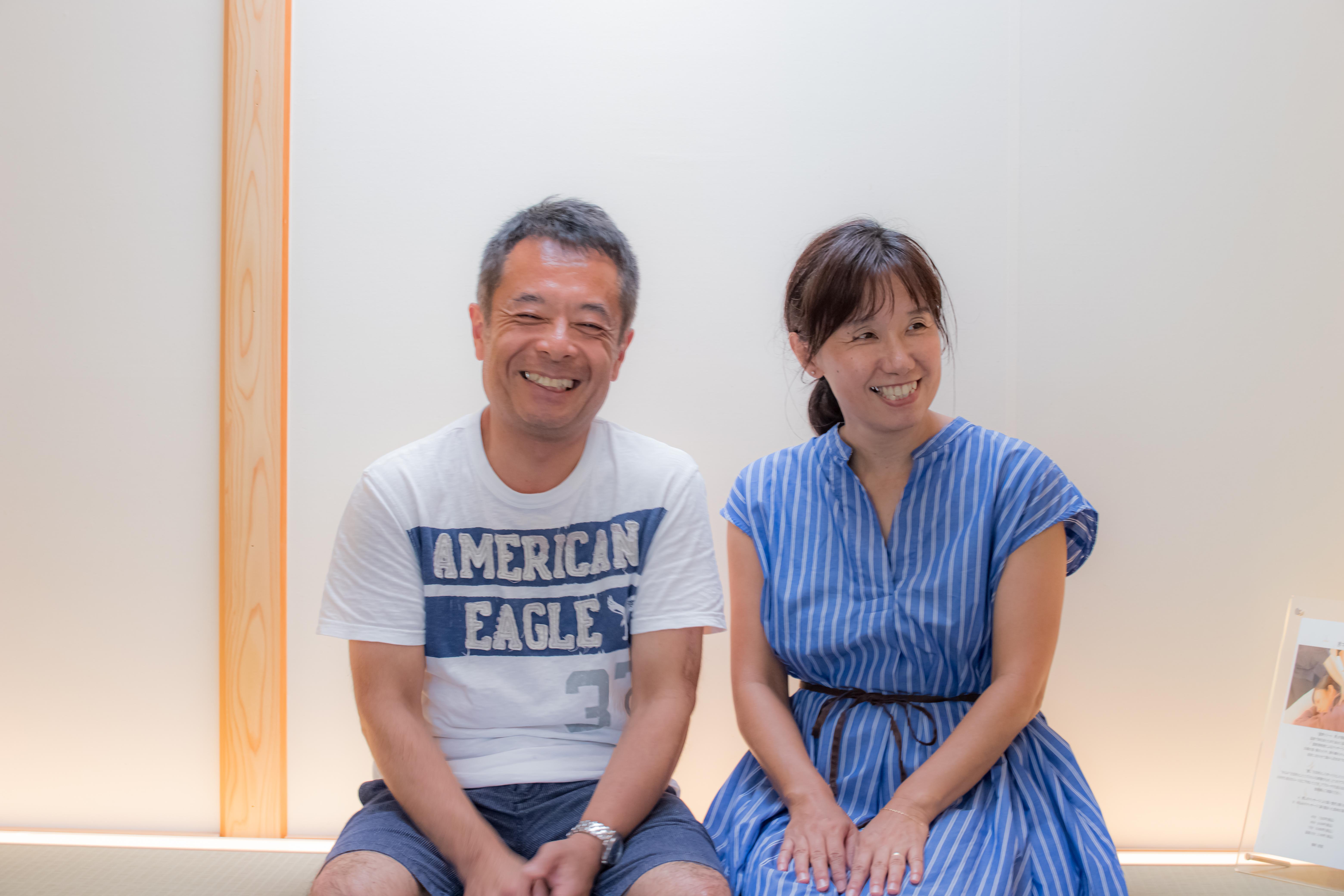 家族写真 ご夫婦 ツーショット